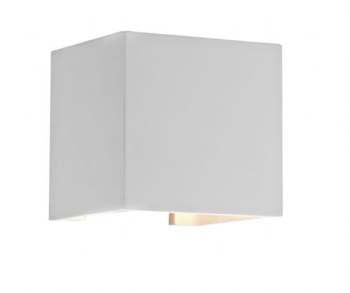 Khan 2-light LED Double Insulated Wall Light (Class 2 Double Insulated) BXKHA0748-17